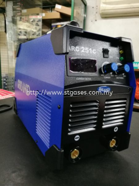Riland 251C Inverter MMA / SMAW Welding  Machines Kuala Lumpur (KL), Malaysia, Selangor Supplier, Suppliers, Supply, Supplies | ST Gases Trading Sdn Bhd