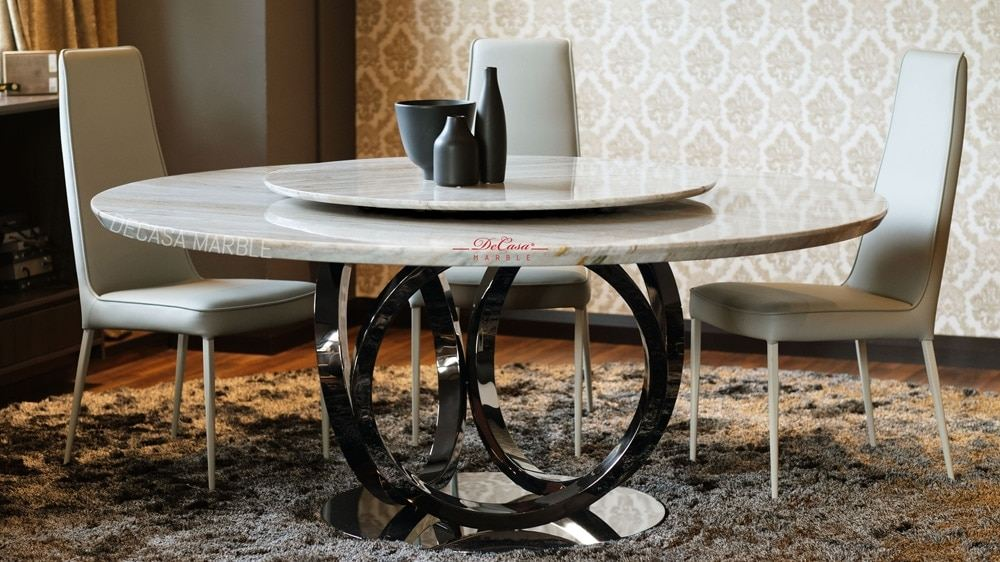Why Marble Dining Tables are an Excellent Investment for the Home