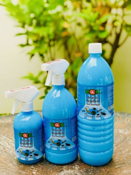 Insectds Repellent English KCK Insects Repellent KCK Ãð³æ¼Á Penang, Malaysia. Supplier, Suppliers, Supply, Supplies | KCK Global Resources