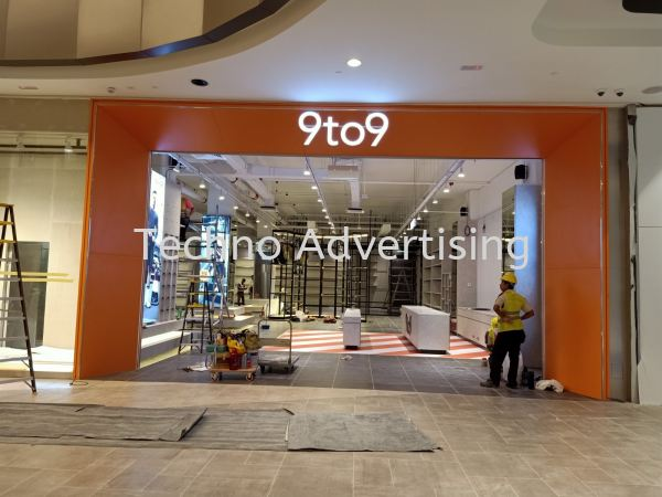 3D LED Lettering 3D LED Lettering   Supplier, Suppliers, Supply, Supplies | TECHNO ADVERTISING