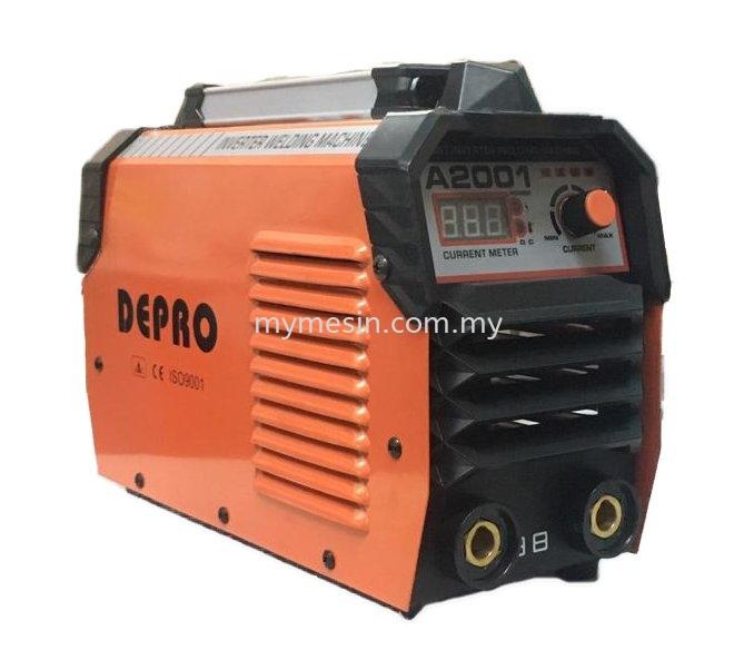 Depro A2001 IGBT ARC Welder  [Code:9481]
