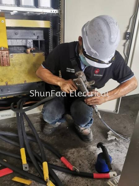 Wonderful Metal Sdn Bhd Oil Refinery Johor Bahru (JB), Malaysia, Desa Jaya Service, Repair   Shun Faa Electrical & Air-Cond Contractor Sdn Bhd