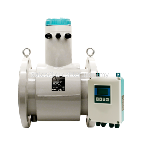 Partial Filled Magnetic Flow Meter QT Partial Filled Flow Meter Flow Measurement Penang, Malaysia, Perai Supplier, Suppliers, Supply, Supplies | Dreshler Resources Sdn Bhd