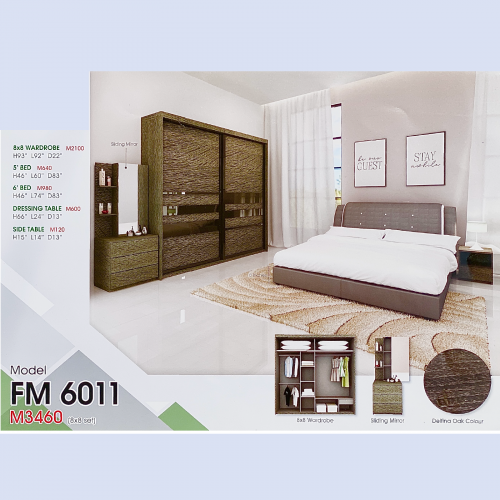 Deluze Room Series (FM6011 / M3460 8x8 set)