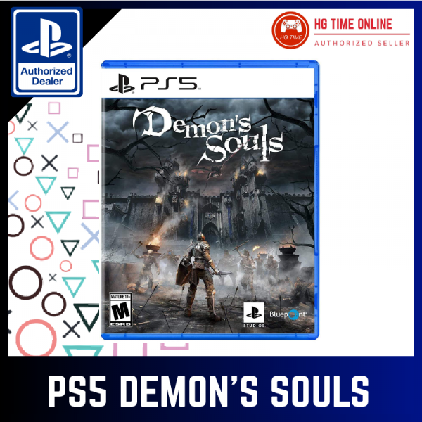 [READY STOCK] PS5 DEMON'S SOULS R3 PS5 Game Malaysia, Selangor, Kuala Lumpur (KL), Klang, Shah Alam, Banting Supplier, Suppliers, Supply, Supplies | HG Time Enterprise