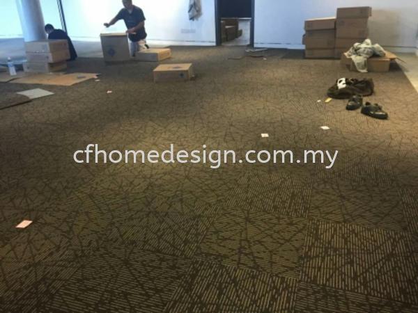 carpet tiles charcoal  WALL TO WALL CARPET CARPET Seremban, Negeri Sembilan, Malaysia Supplier, Suppliers, Supply, Supplies | CF Interior Home Design