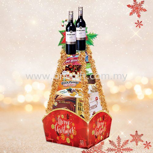 Y31 Christmas Hamper-Pyramid Christmas Hamper  Malaysia, Selangor, Kuala Lumpur (KL), Shah Alam Supplier, Suppliers, Supply, Supplies | The One Gift Gallery Sdn Bhd