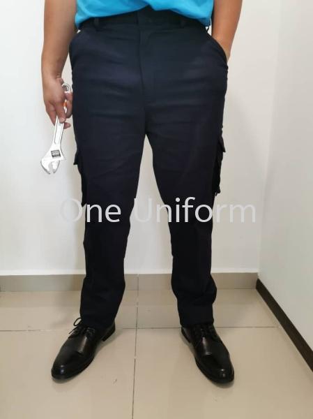 776 Cotton Box Pants Pants Penang, Malaysia, Bukit Mertajam Supplier, Suppliers, Supply, Supplies   ONE UNIFORM ENTERPRISE