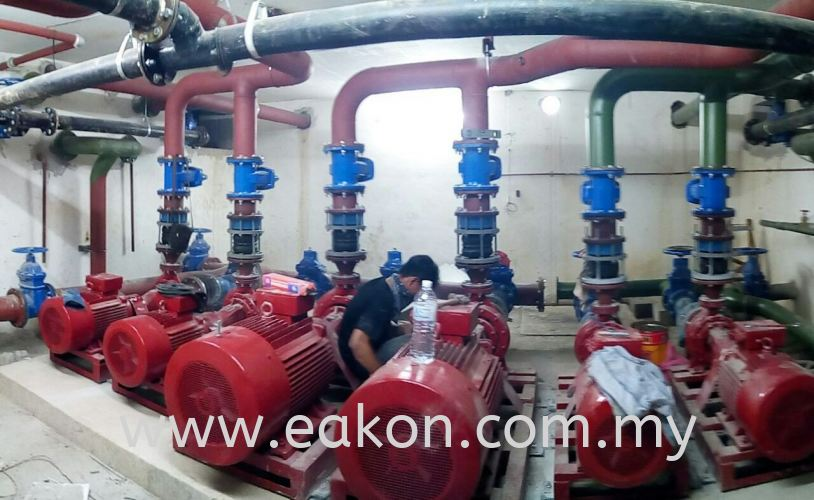 Fire Protection System Install & Design