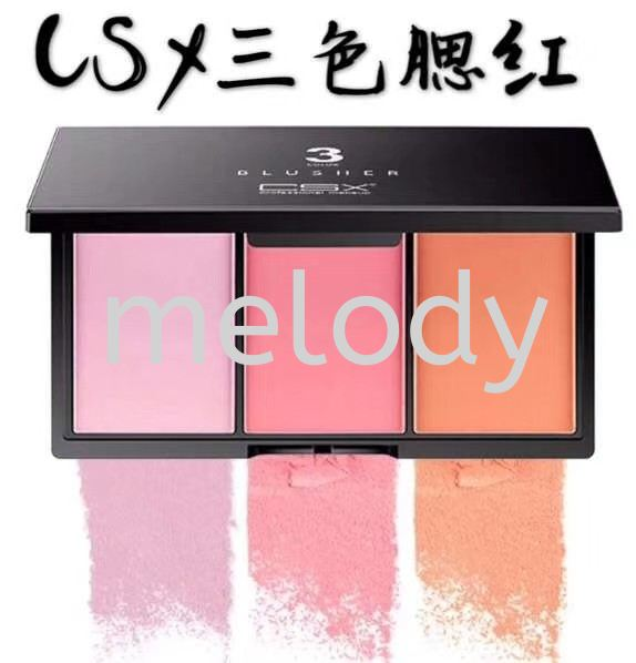 blusher 3 color cosmetic  make up & beauty accessories Kuala Lumpur (KL), Malaysia, Selangor, Kepong, Petaling Jaya (PJ) Supplier, Rental, Manufacturer, Wholesaler   Melody Party Supply Sdn Bhd / Melody Costume Gallery