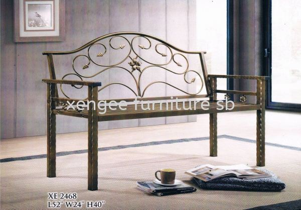 XE 2468 Metal Bed Frame Bedroom Johor, Malaysia, Muar Supplier, Suppliers, Supply, Supplies | XENG EE FURNITURE SDN BHD