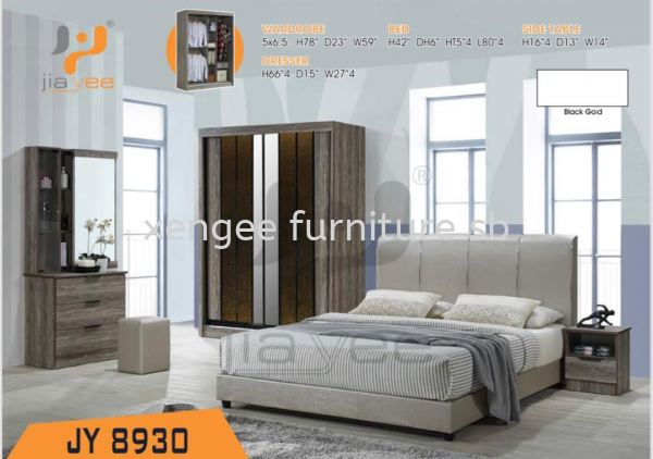 JY8930 Bedroom Furniture Bedroom Johor, Malaysia, Muar Supplier, Suppliers, Supply, Supplies | XENG EE FURNITURE SDN BHD