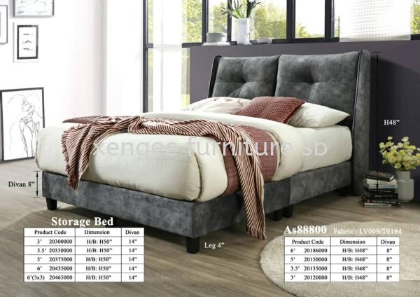 As88800 Divan Series Bedroom Johor, Malaysia, Muar Supplier, Suppliers, Supply, Supplies   XENG EE FURNITURE SDN BHD