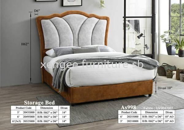 As998 Divan Series Bedroom Johor, Malaysia, Muar Supplier, Suppliers, Supply, Supplies   XENG EE FURNITURE SDN BHD