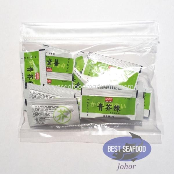 Mini Wasabi / ÃÔÄã½æÄ© (sold per pack) Dry Items / ¸É»õ Johor Bahru (JB), Skudai, Malaysia Wholesaler, Supplier, Supply, Retailer | BEST Seafood Marketing (Johor) Sdn Bhd