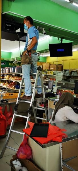 Camera install Installation of CCTV Johor Bahru (JB), Malaysia, Skudai Supplier, Installation, Supply, Supplies | VICTORY CCTV & AUTOMATION