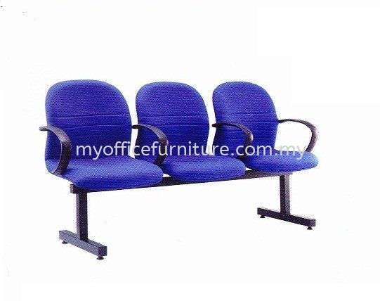 MY-603A LINK CHAIR-3 SEATER C/W ARMREST (RM 518.00/UNIT) Link Chairs & Banquet Chairs CHAIRS Selangor, Malaysia, Kuala Lumpur (KL), Klang Supplier, Suppliers, Supply, Supplies | myofficefurniture.com.my