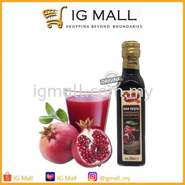 Gulsan Pati Buah Delima Others Johor, Malaysia Supplier, Suppliers, Supply, Supplies   IG MALL