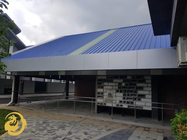 8 Wall Cladding Aluminium Products Johor Bahru (JB), Malaysia, Ulu Tiram Supplier, Manufacturer, Supply, Supplies | GAO YONG GLASS & ALUMINIUM WORKS SDN. BHD.