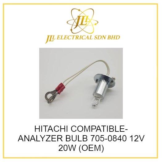 HITACHI COMPATIBLE- ANALYZER BULB 705-0840 12V 20W (OEM)