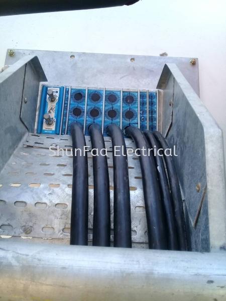 Package 1 CTCI Package 2 & Package 7 Pengerang Petronas Project Sinopec  Oil Refinery Johor Bahru (JB), Malaysia, Desa Jaya Service, Repair   Shun Faa Electrical & Air-Cond Contractor Sdn Bhd