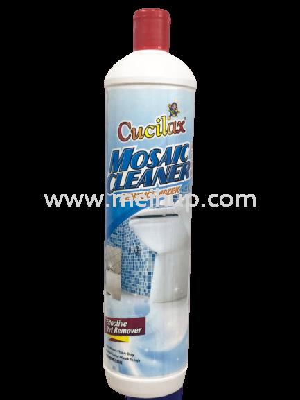 Cucilax Mosaic Cleaner Mosaic Cleaner Selangor, Malaysia, Kuala Lumpur (KL), Rawang Supplier, Suppliers, Supply, Supplies | MeiHup Trading Sdn Bhd