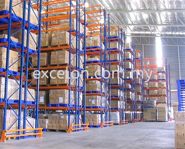 Racking System with Fencing Heavy Duty Racking System Selangor, Malaysia, Kuala Lumpur (KL), Puchong Supplier, Suppliers, Supply, Supplies   Excelon Engineering Solutions