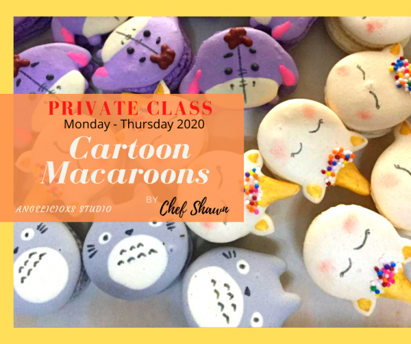 Macaron Private Class Weekly Private Workshop Kuala Lumpur (KL), Malaysia, Selangor, Danau Desa Class, Lesson, Workshop | Angelicioxs Studio
