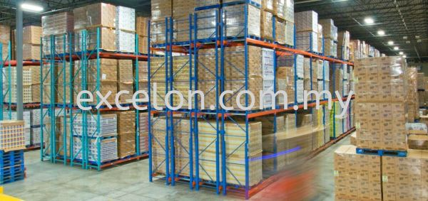 Double Deep Pallet Racking System Double Deep Pallet Racking System Selangor, Malaysia, Kuala Lumpur (KL), Puchong Supplier, Suppliers, Supply, Supplies | Excelon Engineering Solutions