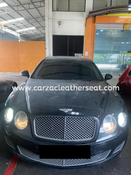 BENTLEY SEAT REPLACE NAPPA LEATHER TWO TONE Car Leather Seat Cheras, Selangor, Kuala Lumpur, KL, Malaysia. Service, Retailer, One Stop Solution | Carzac Sdn Bhd