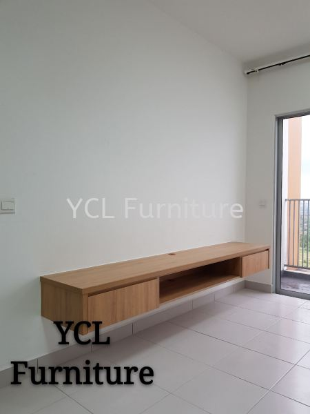 Melamine Tv Console D'cerrum Ecohill Selangor tv cabinet Selangor, Malaysia, Kuala Lumpur (KL), Semenyih Supplier, Suppliers, Supply, Supplies | YCL Furniture
