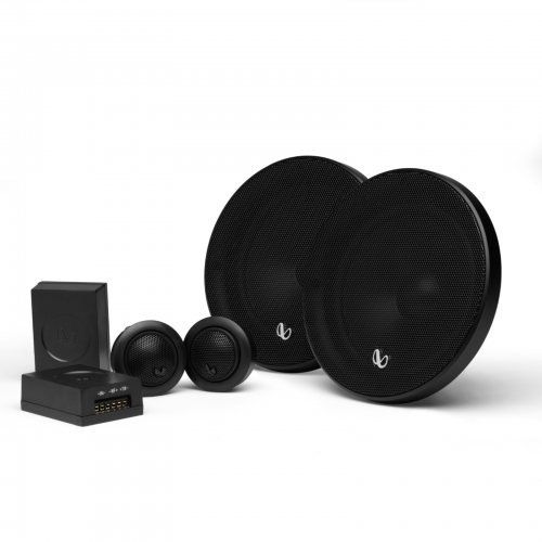 Infinity Alpha 650C 6-1/2'' (160mm) Two Way Component Speaker System
