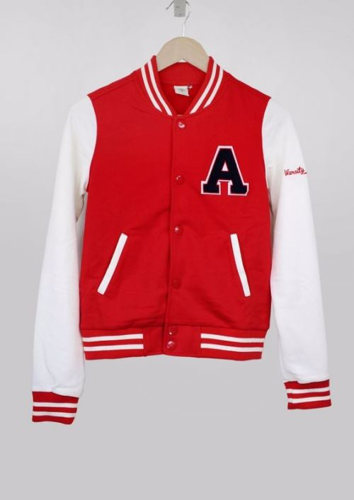 Varsity Jacket Fleece Premium Quality