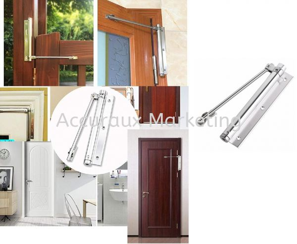 Automatic Door Closer Door Closer 01. ARCHITECTURAL HARDWARE Selangor, Malaysia, Kuala Lumpur (KL), Sungai Buloh Supplier, Distributor, Supply, Supplies | Accuraux Marketing Sdn Bhd