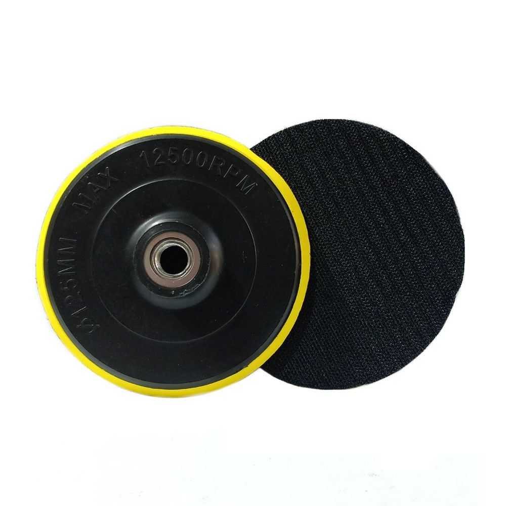Sanding Pad (with Ring Hole) 5 Inch