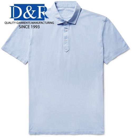Plain Polo Premium Quality Cotton Lacoste