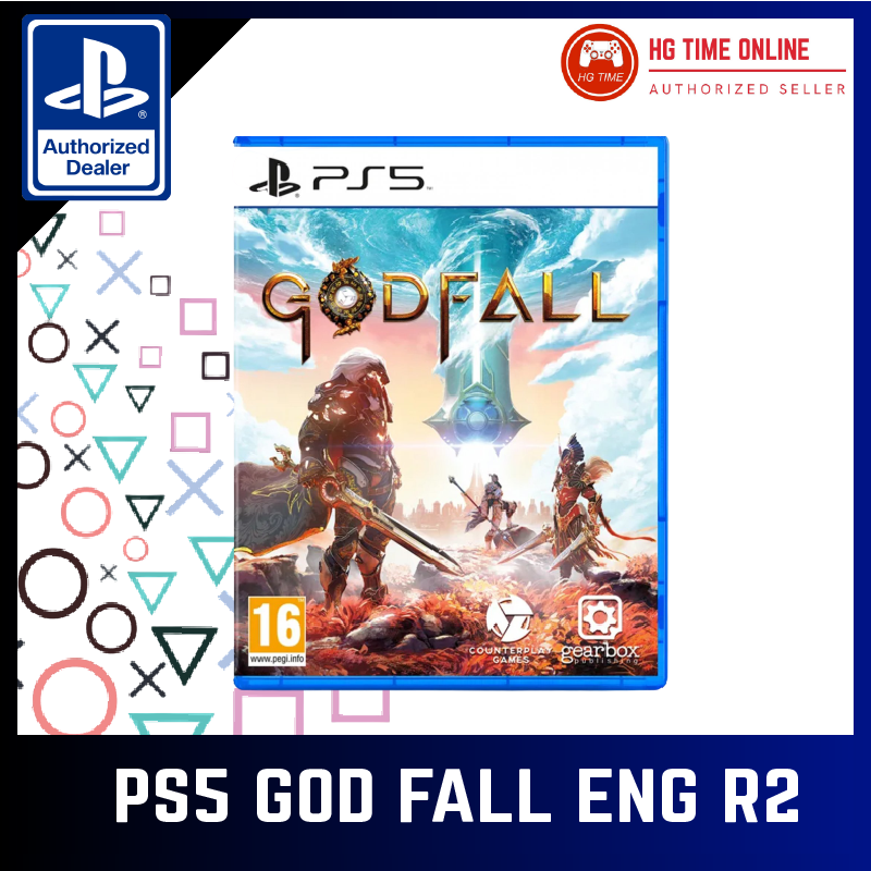 PS5 God Fall Eng R2 | PlayStation5 | PS5 Games