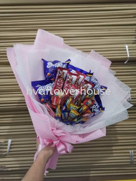 Snacks Bouquet Johor Bahru (JB), Malaysia, Ulu Tiram Supplier, Suppliers, Supply, Supplies   HV A Flower House