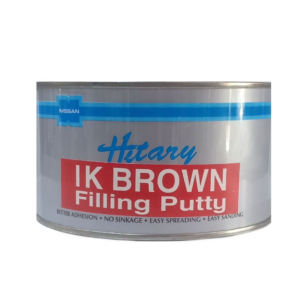 Hitary 1K brown Filling Putty 1kg
