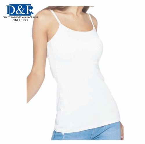 Womens Fashion Camisole tank top Premium Cotton Fabric
