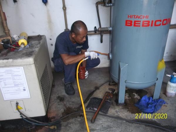 Maintenance Air Receiver Tank Servicing / Repair / Overhaul Johor Bahru (JB), Malaysia, Mount Austin Supplier, Suppliers, Supply, Supplies | JCompressor Services Sdn Bhd