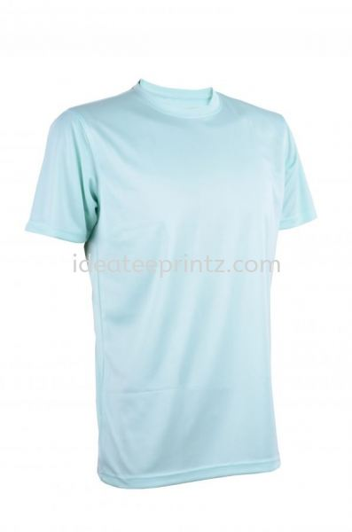 QDR 5121 (Icy Mint) Outreft Unisex Outrefit Rightway Apparel Kuala Lumpur (KL), Malaysia, Selangor, Cheras, Kepong Supplier, Suppliers, Supply, Supplies | Win Work Marketing