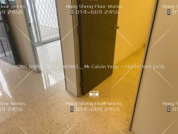 Terrazzo Flooring Polished Selangor, Malaysia, Kuala Lumpur (KL), Petaling Jaya (PJ) Supplier, Suppliers, Supply, Supplies | Hong Sheng Floor Works