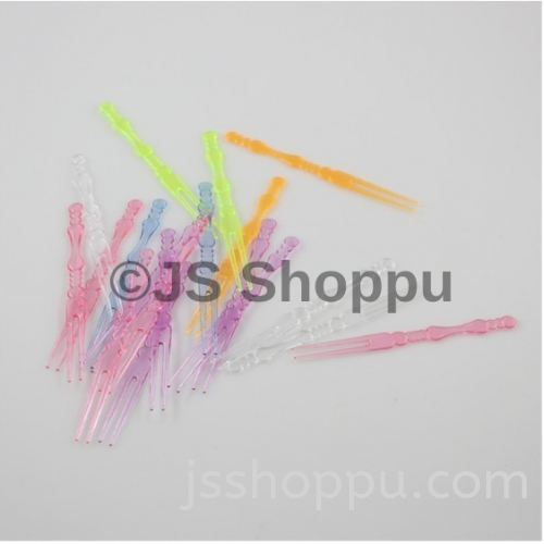 Fruit Fork / Dessert Fork / Joint Fork / Small Fork / Little Fork / Cute Fork (50pcs+-)