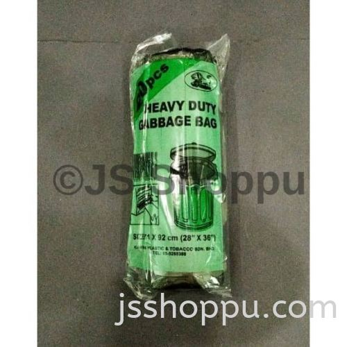 Garbage Bag Roll - Large / Gulung Beg Sampah (20pcs)