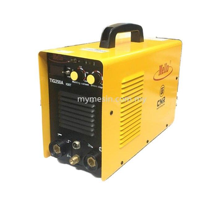 Mello TIG250A (MOS) 230V Tig Welding Machine  [Code:9579]