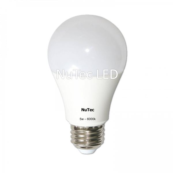 5 WATTS E27 Series LED Bulb  LED Indoor Lighting Penang, Malaysia, Bayan Baru Supplier, Suppliers, Supply, Supplies | Nupon Technology Phil's Corp