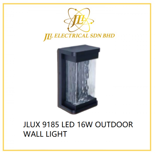 JLUX 9185 LED 16W OUTDOOR WALL LIGHT