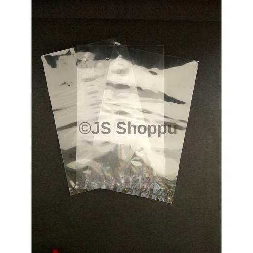 PP Bag(04) / Transparent Bag / Clear Bag / Plastic Bag (Medium Size)