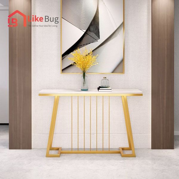 BATE Marble Texture Display Table with Powder Coated Frame Table Home & Living Malaysia, Selangor, Kuala Lumpur (KL) Supplier, Suppliers, Supply, Supplies | Like Bug Sdn Bhd